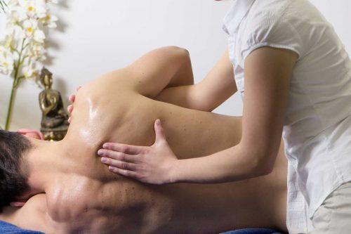 Trattamenti posturali spalle ginocchio