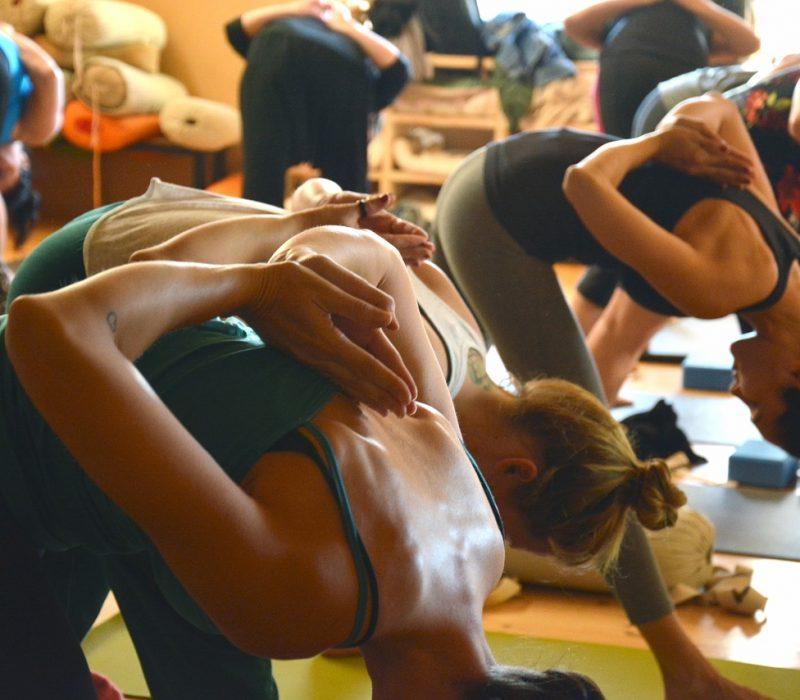 yoga pilates al lavoro